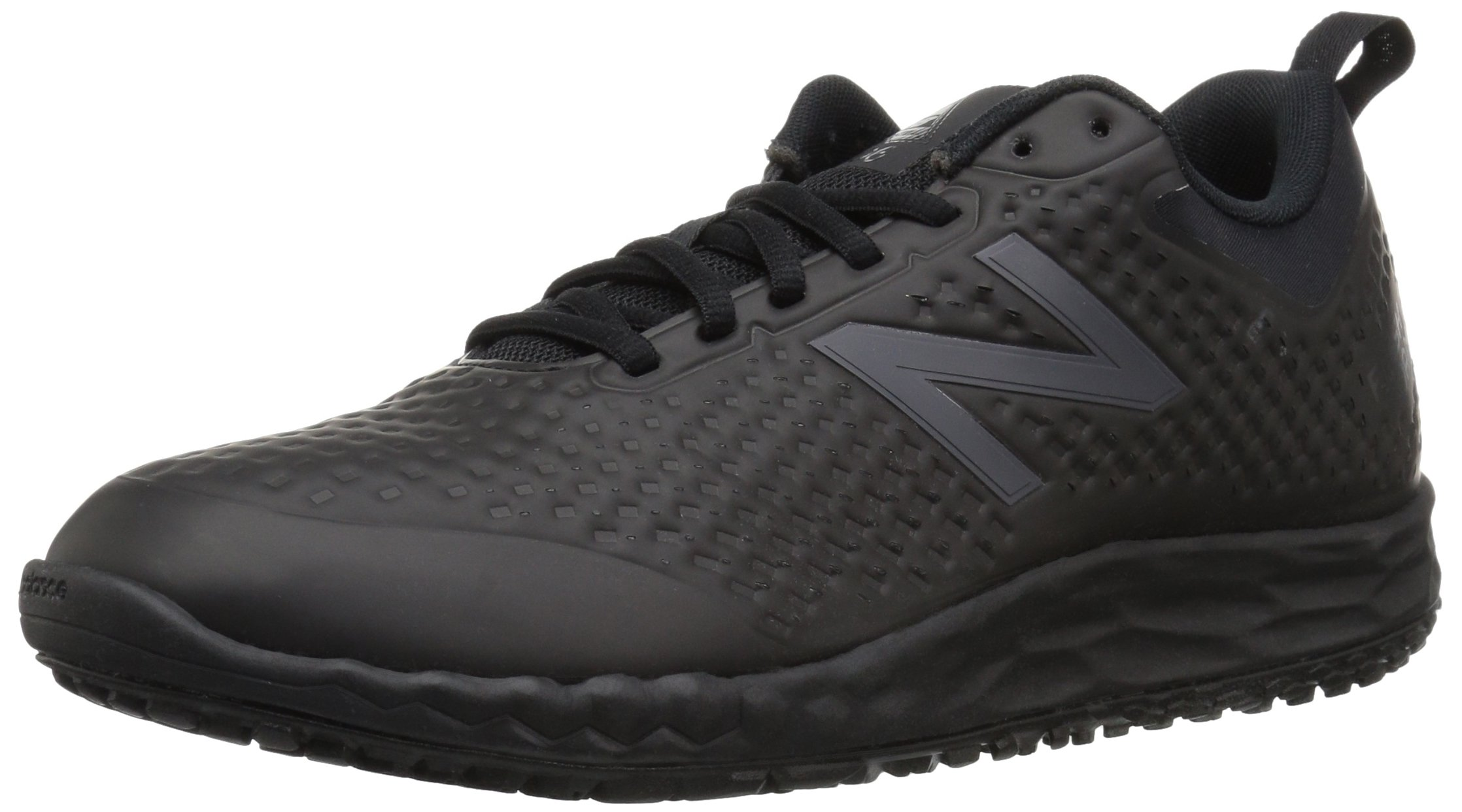 New Balance Men's 806v1 Work Training Shoe, Black, 12 2E US by New Balance
