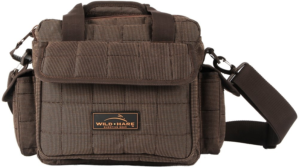 Peregrine, Wild Hare Sporting Clays Bag, Premium, Hedgetweed Brown