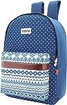 Mochila Escolar, Yangzi 18111, Azul