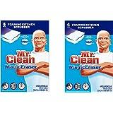 Mr. Clean Magic Eraser Kitchen and Dish Scrubber IzbcgR, 8 Count