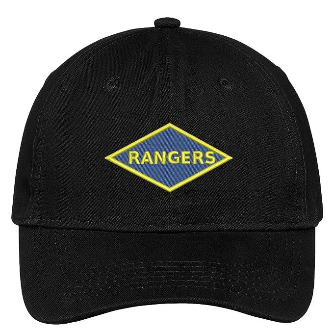 Trendy apparel shop army rangers world war embroidered cap premium cotton  dad hat black jpg 679x679 0c718e7a251f