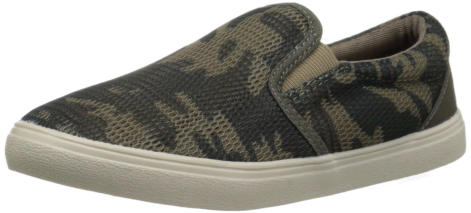 The Children's Place Boys' BB Street Sneaker, Camo, Youth 4 Youth US Big Kid