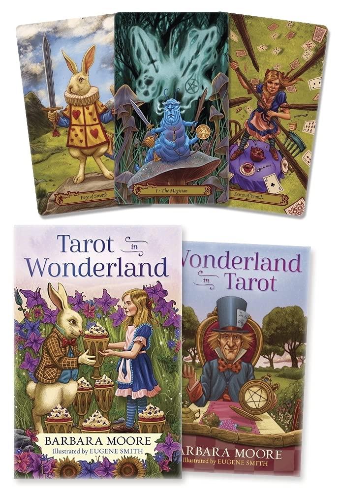 Tarot in Wonderland: Moore, Barbara, Smith, Eugene: 9780738746807:  Amazon.com: Books