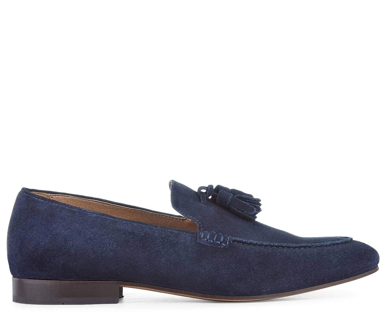 Hudson Marineblau , Herren Mokkasins Blau Marineblau Hudson Marineblau f218b3