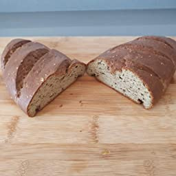 Seed Mix - Mezcla para hornear pan de proteínas 3x200g. | 4g. carbohidratos | Sin cereales | Sin gluten | Para Paleo, Keto baja en carbohidratos y desarrollo muscular | para diabéticos: Amazon.es: Alimentación y bebidas