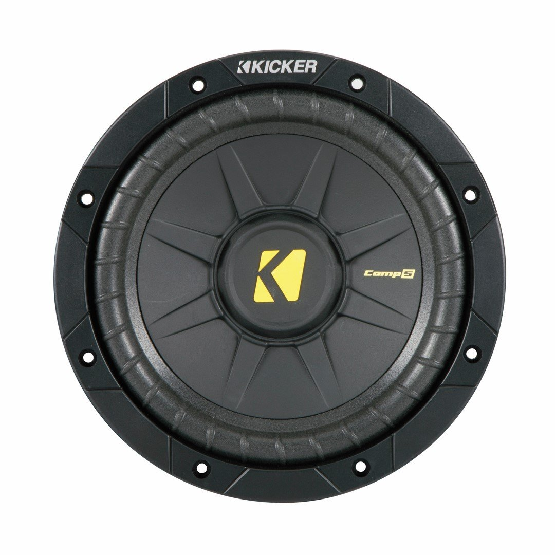 New KICKER COMPS 40CWS84 8'' 400W Car Subwoofer Power Sub SVC 4 Ohm CWS84