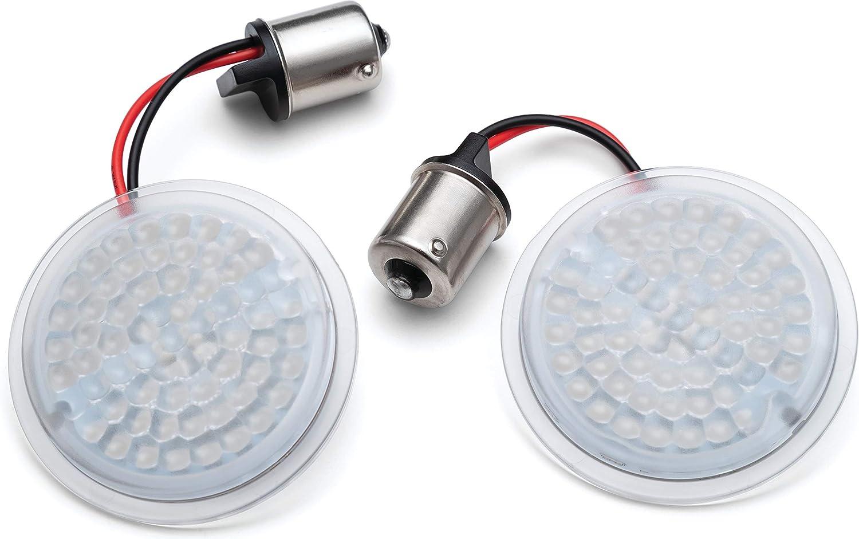 Kuryakyn 2936 Motorcycle Lighting Accessory: Rear LuminEZ Genuine S Max 90% OFF Turn
