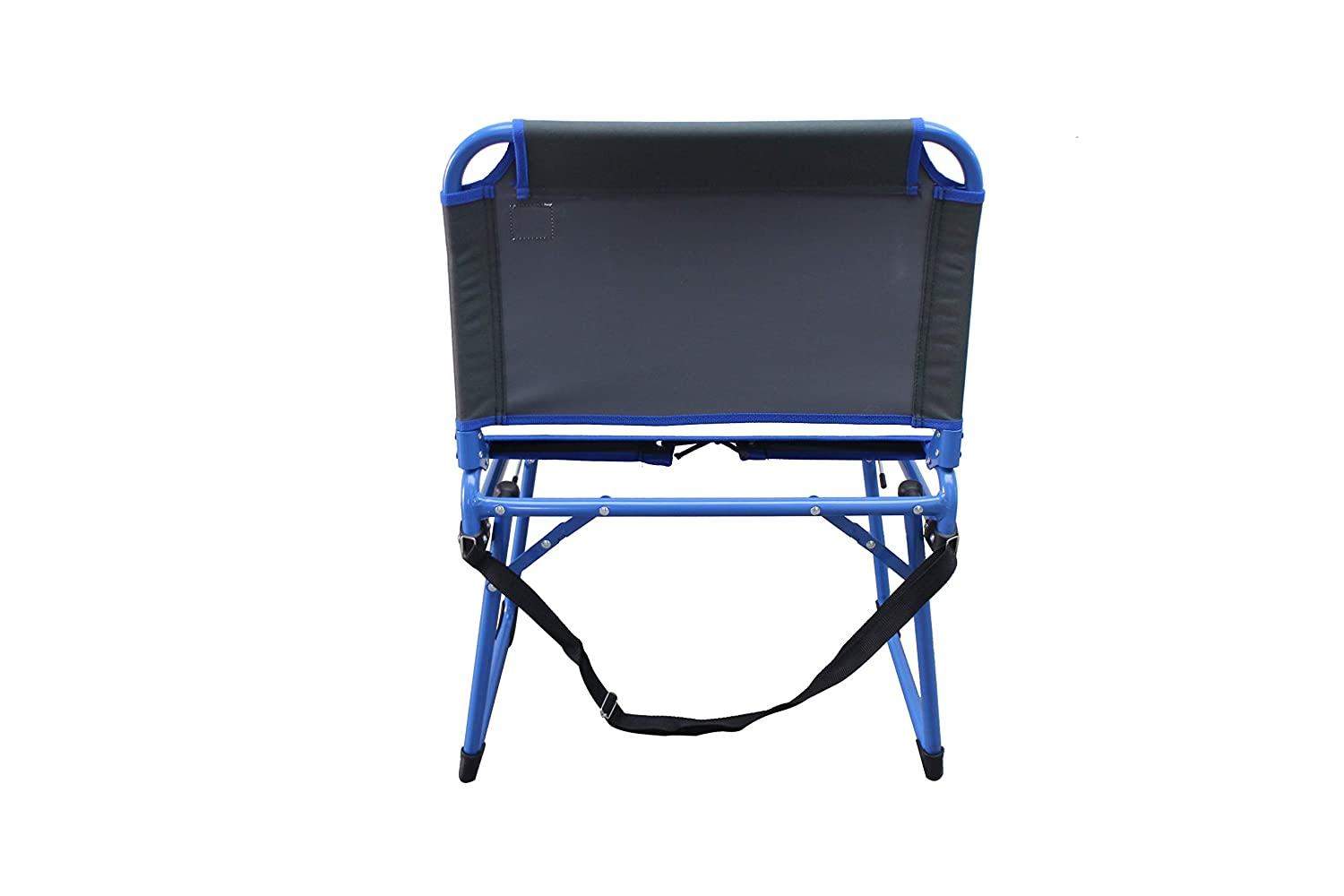 Outdoor Spectator Fold /& Go Wide Stadium Seat for Bleachers Convertible Low Profile Camping Chair 225 Lb Capacity