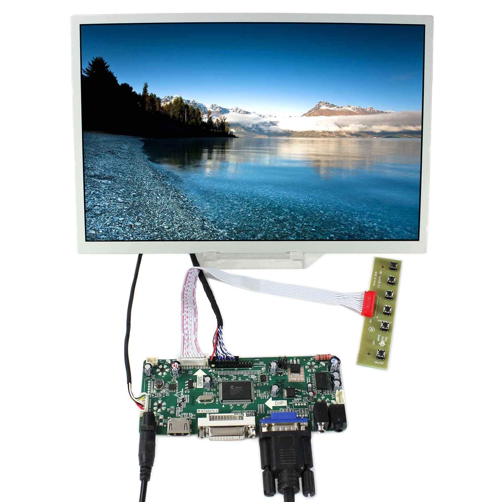 Controladora LCD HDMI VGA 12.1 1280x800 LQ121K1LG52
