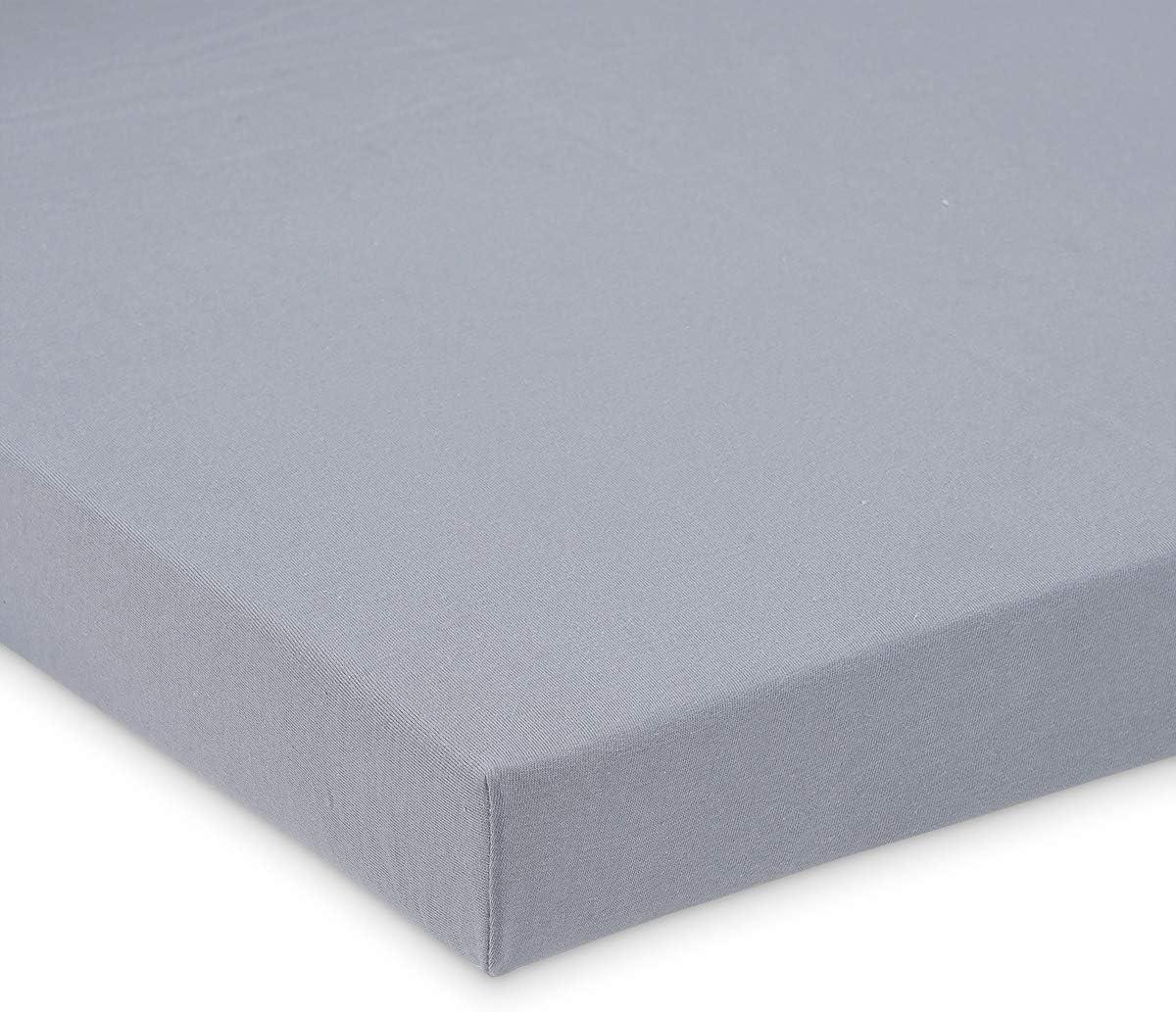 FabiMax Drap Housse 90/x 55/cm pour lit dappoint et berceau en /éponge ou en jersey 4/couleurs au choix