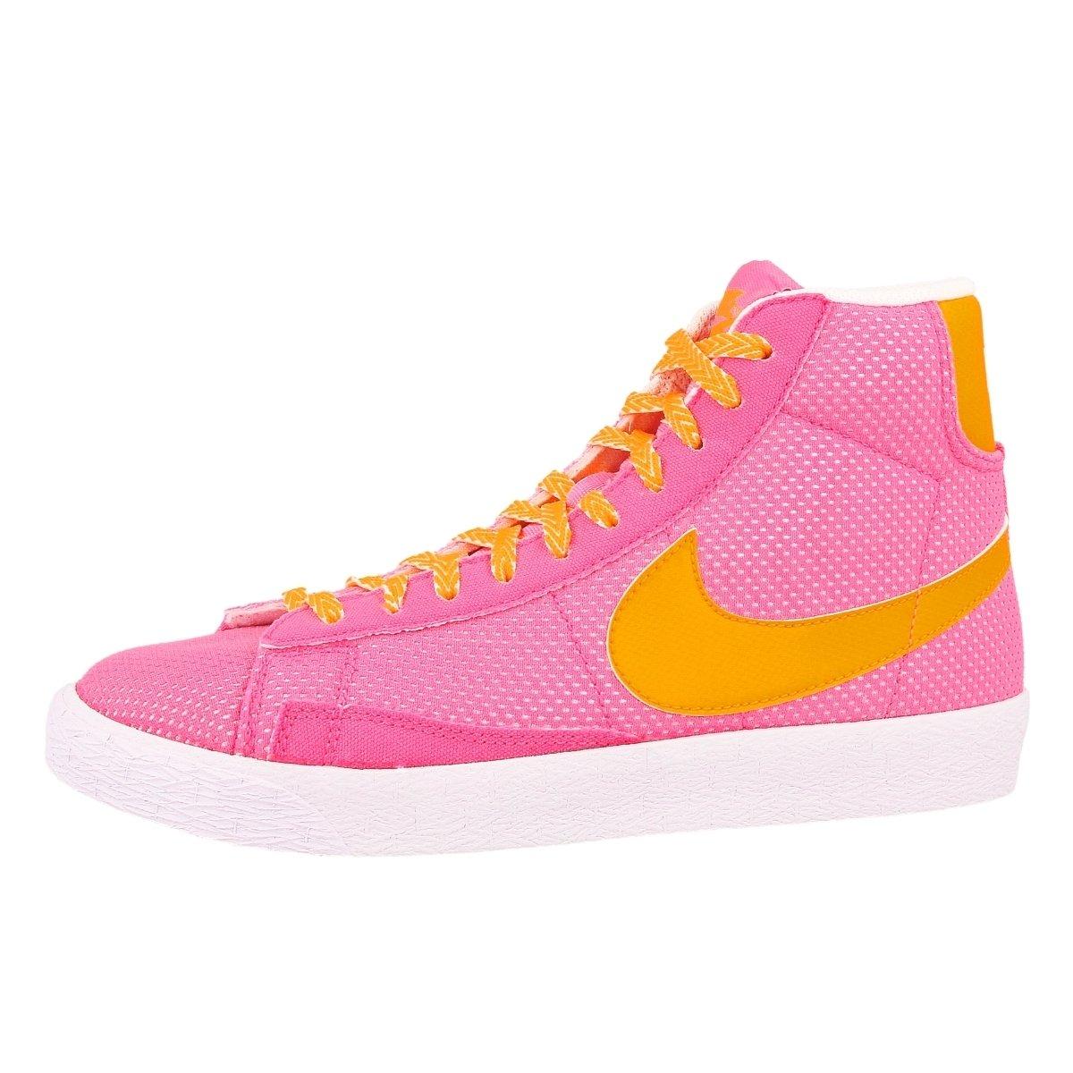 san francisco 319b0 5ef18 Amazon.com   Nike blazer mid vintage (GS) hi top trainers 539930 602  sneakers shoes (uk 5.5 us 6Y eu 38.5)   Fashion Sneakers