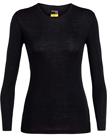 ce79b0ad99c7b Icebreaker Damen 175 Everyday Ls Crewe T-Shirt