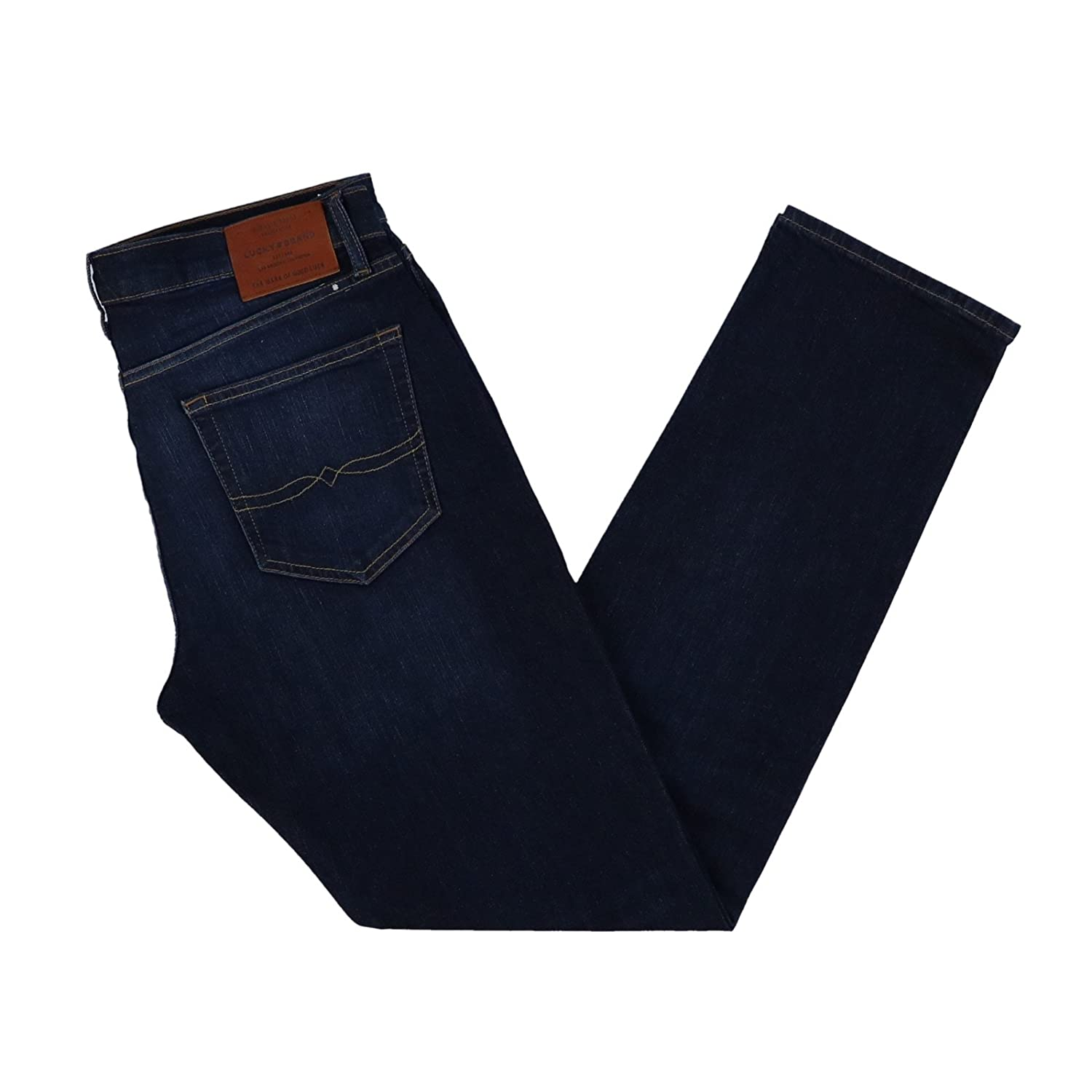 Lucky Brand Mens 121 Slim Fit Jeans