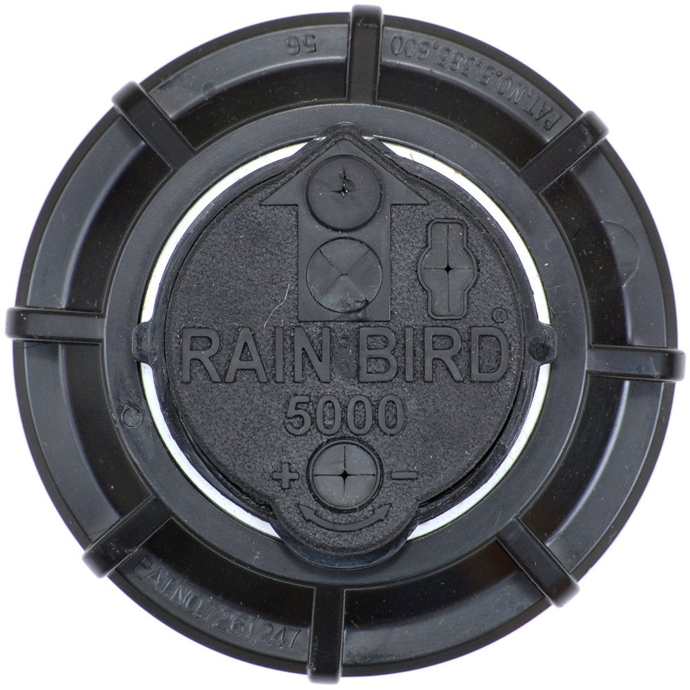 15 Pack Rain Bird 5004PC Rotor Pre-Loaded with #3 Nozzle 42SA 5000 Series Part Circle to Full Circle 4'' Pop-Up RainBird with a Free SprinklerPartsWholesale Flashlight Keychain with Every Order by Rain Bird
