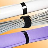 VIGAER Fastening Cable Straps, 12 and 24 inch