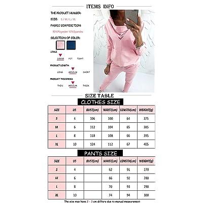 7TECH Long Sleeve Hoodie Sweatshirt Set ZC2396