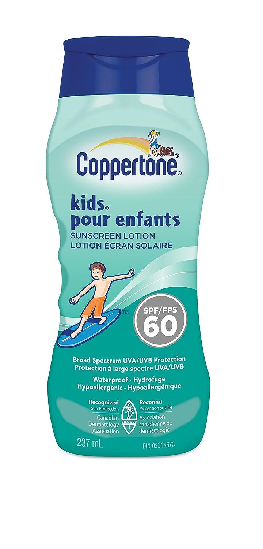 Coppertone Coppertone Kids Sunscreen Lotion SPF60, 237ml