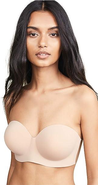 16547 Fashion Forms Women/'s Voluptuous Backless Strapless Bra
