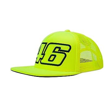 VR46 Men s Valentino Rossi Trucker Cap Fluo ea976daed61