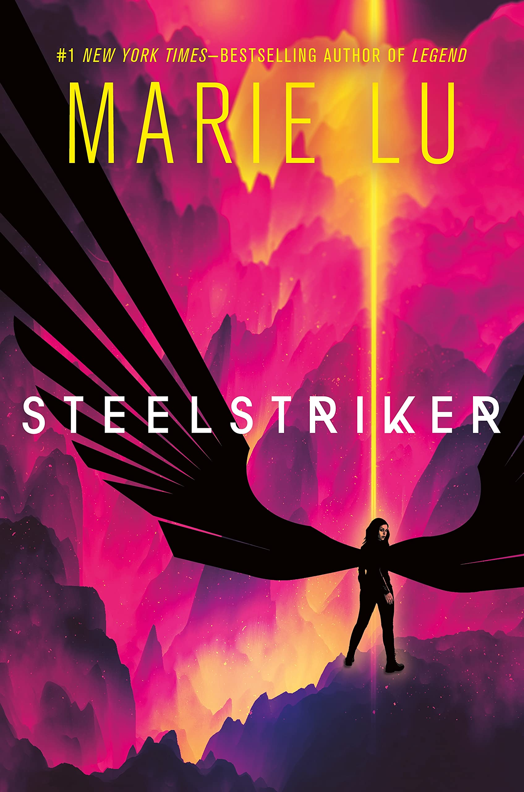 Amazon.com: Steelstriker (Skyhunter Duology): 9781250221728: Lu, Marie:  Books