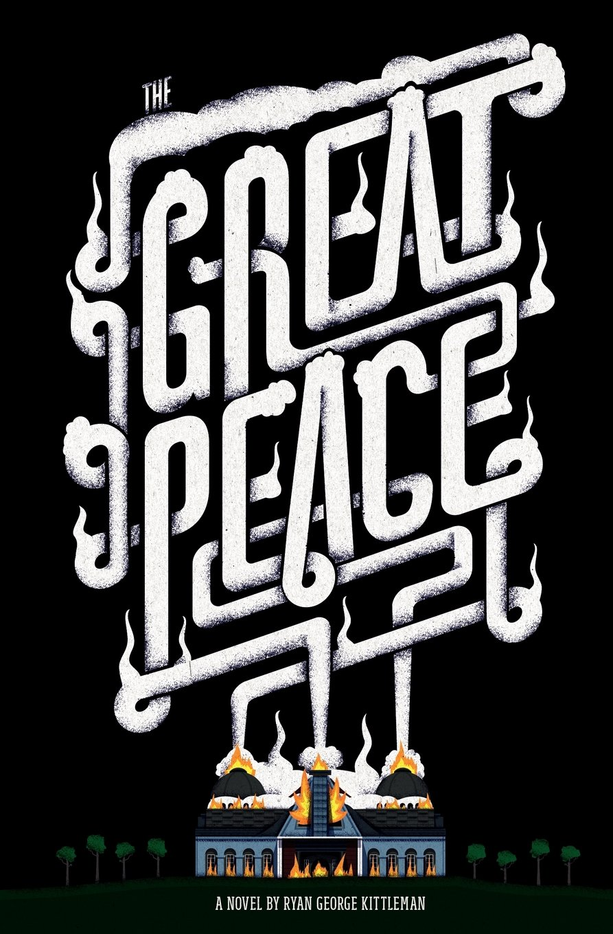 Buy Great Peace Book Online At Low Prices In India Great Peace Reviews Ratings Amazon In