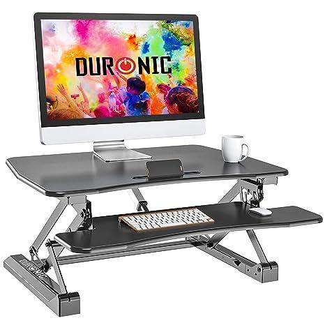 Duronic dm05d8 Lotz eléctrico Escritorio estación de Trabajo PC ...