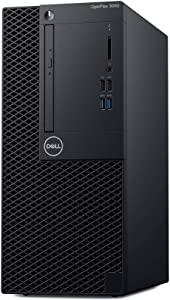 Dell OptiPlex 3060 Mini Desktop Computer with Intel Core i5-8500 3 GHz Hexa-Core, 8GB RAM, 500GB HDD (VKXV1)