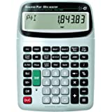 Calculated Industries 43430 Qualifier Plus IIIfx Desktop PRO Real Estate Mortgage Finance Calculator | Clearly-Labeled Keys |