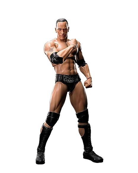 "Bandai Tamashii Nations S.H. Figuarts Dwayne The Rock Johnson  ""WWE"" ..."