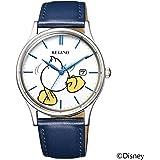 [シチズン] 腕時計 レグノ ソーラーテック Disneyコレクション 「ドナルドダック」モデル 限定モデル350本 KH2-910-10 メンズ ブルー