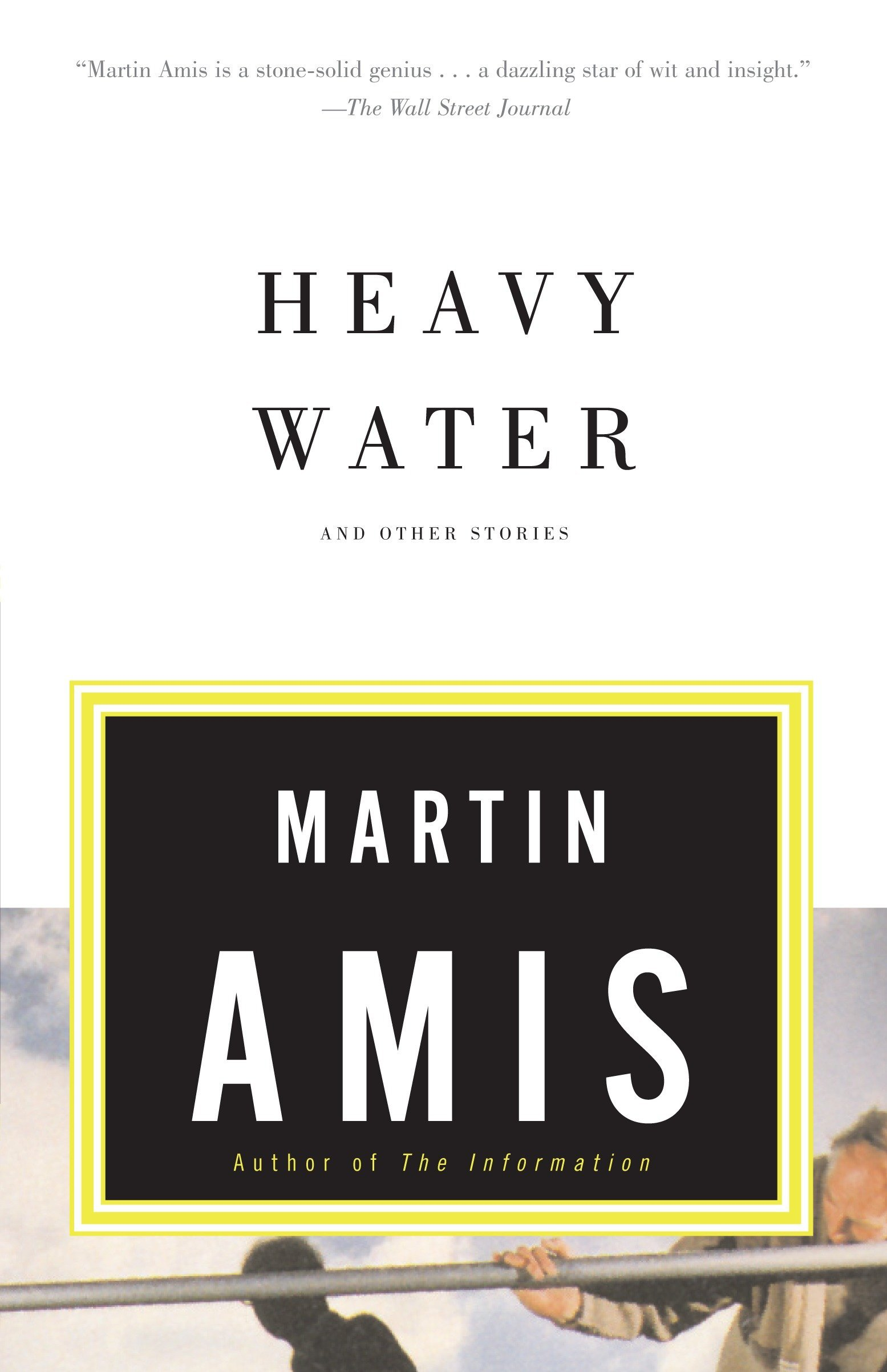 Download Heavy Water and Other Stories pdf
