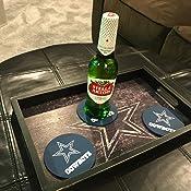 Amazon.com: Dallas Cowboys Set de posavasos (4 unidades ...