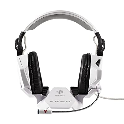 Mad Catz F.R.E.Q. 7 Surround Sound Gaming Headset for PC review