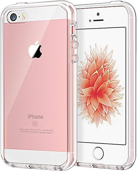 iphone 5 custodia trasparente