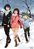 Noragami Customized 14x21 inch Silk Print Poster/WallPaper Great Gift