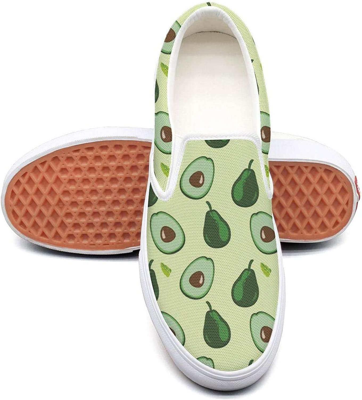 Amazon.com: Avocado Couple Tennis Shoes