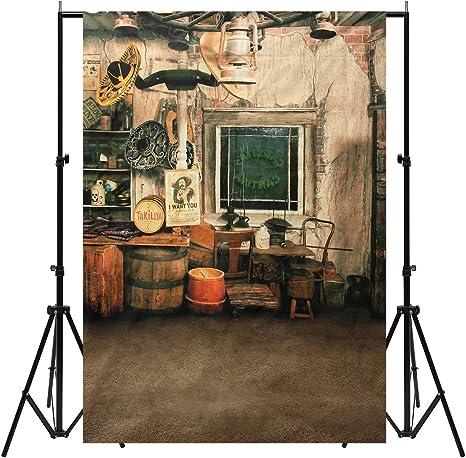 Davitu 5 x 7 pies de Tela de Seda Raw Ropa Antigua casa fotografía ...
