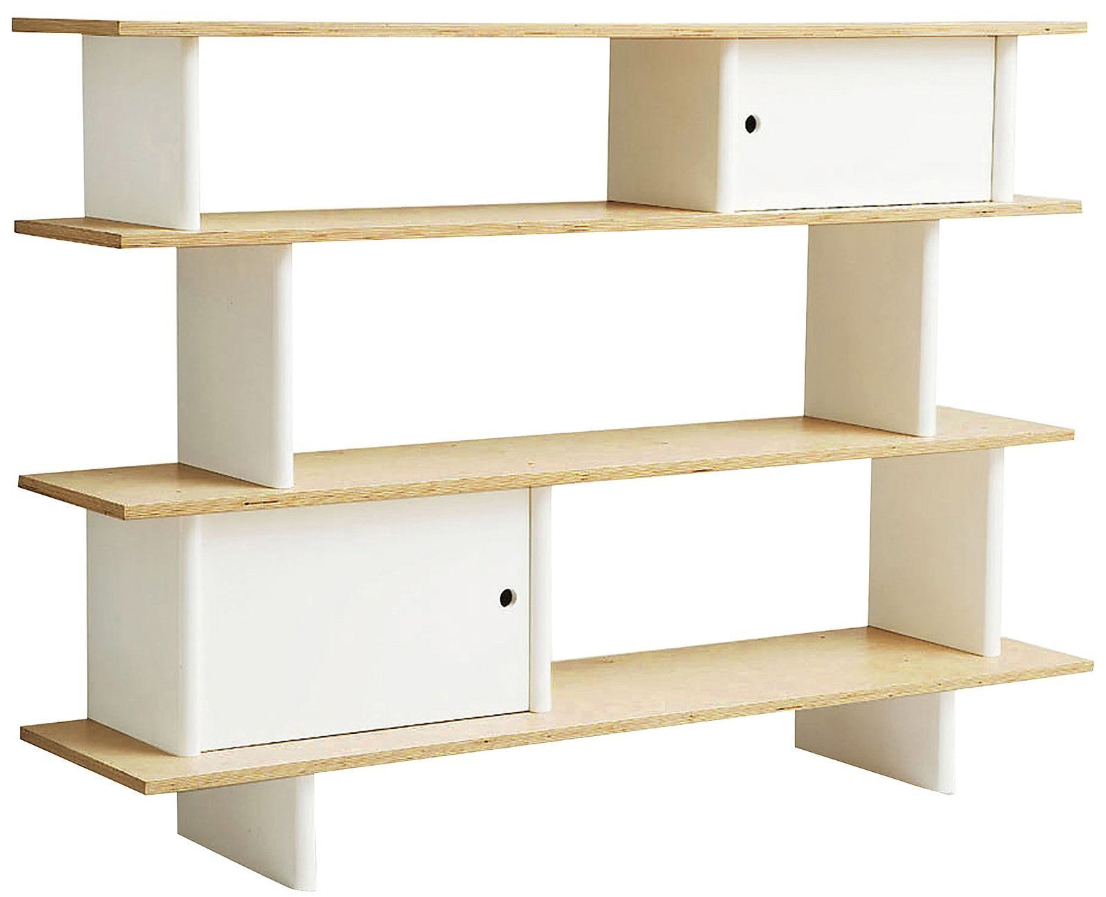 Oeuf Mini Library - Birch by Oeuf