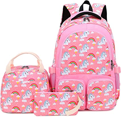 Amazon Com School Backpacks Girls Bookbag Cute Lightweight