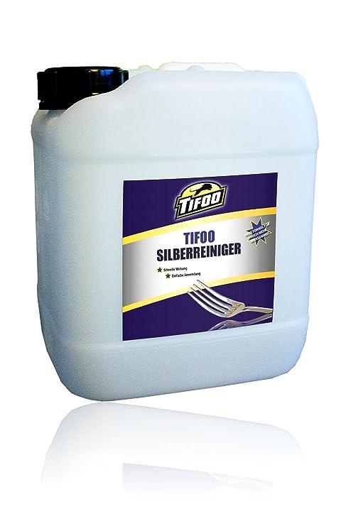 Detergente para plata (5000 ml) - Abrillantador de plata ...