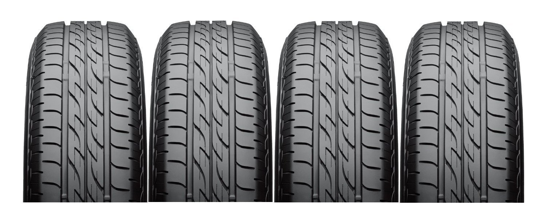 【4本セット】BRIDGESTONE 低燃費タイヤ NEXTRY 155/65R13 073S PSR07295