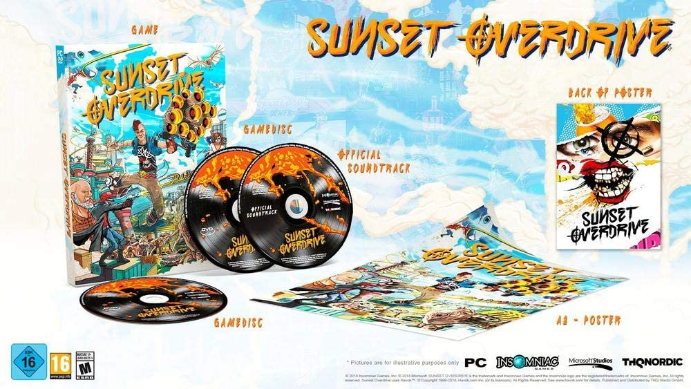 Sunset Overdrive: Amazon.es: Videojuegos