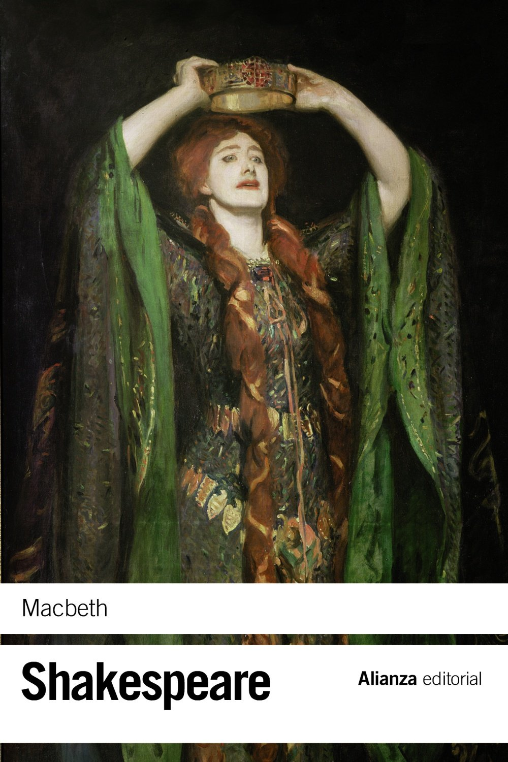 Macbeth (El Libro De Bolsillo - Bibliotecas De Autor - Biblioteca Shakespeare) Tapa blanda – 23 abr 2013 William Shakespeare Manuel Ángel Conejero Instituto Shakespeare Alianza