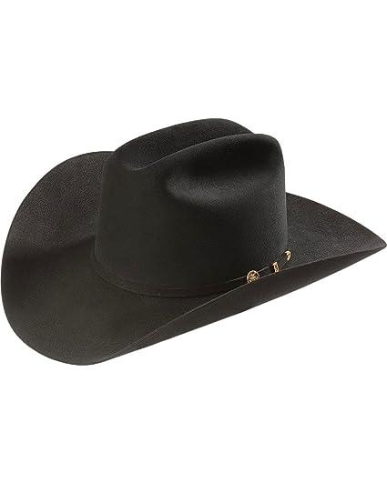 Stetson Men s 100X El Presidente Fur Felt Western Hat at Amazon ... dfafe72bf22b