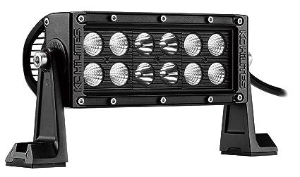 Fabulous Amazon Com Kc Hilites 314 C Series C6 6 Led Light Bar With Wiring Wiring Digital Resources Dylitashwinbiharinl