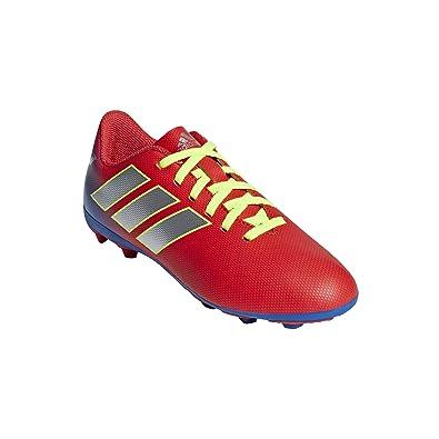 f3ffd37c884d adidas Boys  Nemeziz Messi 18.4 FxG J Footbal Shoes  Amazon.co.uk ...