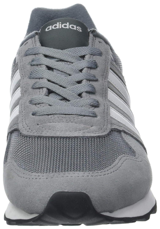 adidas 10K, Zapatillas de Running para Hombre, Gris FTWR White/Grey Five, 39 EU: Amazon.es: Zapatos y complementos