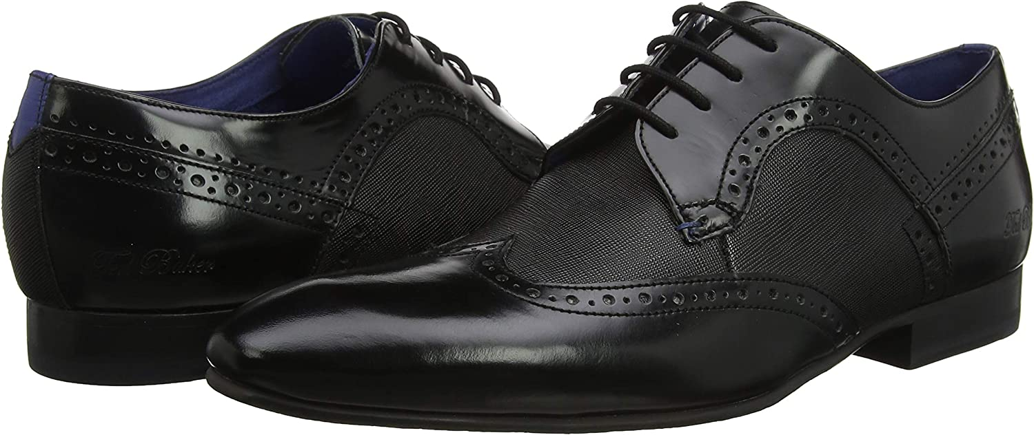 Ted Baker London Mens Oxford Lace-up
