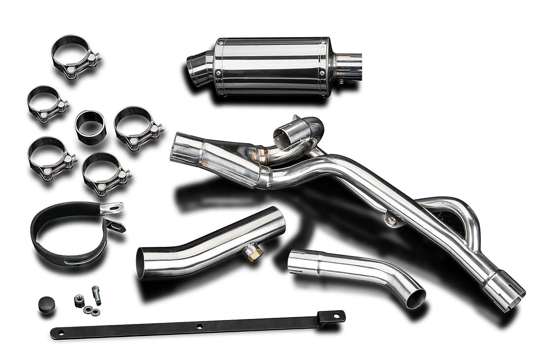 Suzuki DL650 V-Strom 9 Stainless Oval Muffler Slip On Exhaust 12 13 14 15 16