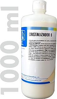 Cristalizador B de IQG, para maquinas. Para el tratamiento de abrillantado y restauración de